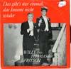 Cover: Thomas Fritsch - Thomas Fritsch / Das gibt´s nur einmal, das kommt nicht wieder (mit Vater Willy Fritsch) (25 cm)