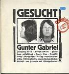 Cover: Gunter Gabriel - Gunter Gabriel / Gesucht