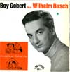 Cover: Boy Gobert - Boy Gobert liest Wilhelm Busch (25 cm)