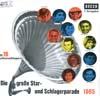 Cover: Decca Sampler - Decca Sampler / Die große Star- und Schlagerparade 1965 1. Ausgabe -  Mit 16 Spitzenschlagern