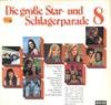 Cover: Decca Sampler - Decca Sampler / Die große Star- und Schlagerparade 8