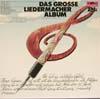 Cover: Liedermacher - Liedermacher / Das große Liedermacheralbum (DLP)