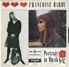 Cover: Francoise Hardy - Portrait in Musik (25 cm)