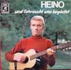 Cover: Heino - Heino / ...und Sehnsucht begleitet uns