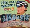 Cover: Verschiedene Interpreten - Verschiedene Interpreten / Hits von gestern Folge 2 (1955 - 1960) (DLP)
