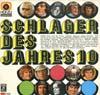 Cover: Hör Zu Sampler - Hör Zu Sampler / Schlager des Jahres 10 (1972)
