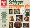 Cover: Hör Zu Sampler - Hör Zu Sampler / Schlager schlagen ein 3