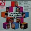 Cover: Hör Zu Sampler - Hör Zu Sampler / Schlager des Jahres 5