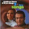 Cover: Andrea Horn und Wyn Hoop - Andrea Horn und Wyn Hoop / 2 + ihre Songs <br>
