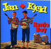 Cover: Jan & Kjeld - Banjo Boy (CD)