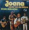 Cover: Joana - Joana / Lieder von der Bühne (DLP)