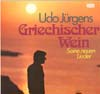 Cover: Udo Jürgens - Udo Jürgens / Griechischer Wein - Seine neuen Lieder