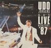 Cover: Udo Jürgens - Udo Jürgens / Das Live Konzert 87 - Die Deinetwegen Tournee (DLP)  NUR PLATTE 2