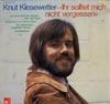 Cover: Knut Kiesewetter - Knut Kiesewetter / Ihr solltet mich nicht vergessen (Anderes Cover)
