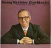 Cover: Georg Kreisler - Everblacks - Wiener Chansons 1955 - 1967