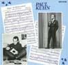 Cover: Paul Kuhn - Paul Kuhn / Blaue Wildlederschuh