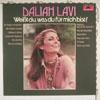 Cover: Daliah Lavi - Daliah Lavi / Weißt du was du für mich bist