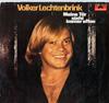 Cover: Volker Lechtenbrink - Volker Lechtenbrink / Meine Tür steht immer offen