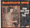 Cover: Reinhard Mey - Reinhard Mey / Wie vor Jahr und Tag
