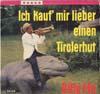 Cover: Billy Mo - Billy Mo / Ich kauf mit lieber einen Tirolerhut