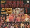 Cover: Musical Sampler - Musical Sampler / Musical Welterfolge 1 (DLP)