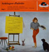 Cover: Polydor Schlager Magazin / Palette - Polydor Schlager Magazin / Palette / Schlager Palette Folge 3 (25 cm)
