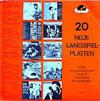 Cover: Polydor Sampler - Polydor Sampler / 20 neue Langspielplatten