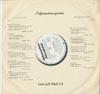 Cover: TELDEC Informations-Schallplatte - TELDEC Informations-Schallplatte / 1964/7 Informationsschallplatte Liste Juli 1964/I/II