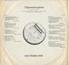 Cover: TELDEC Informations-Schallplatte - TELDEC Informations-Schallplatte / 1965/10 Informationsschallplatte Liste Oktober II/65