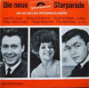 Cover: Polydor Starparade / Star-Revue - Polydor Starparade / Star-Revue / Die neue Polydor Starparade