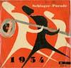 Cover: Polydor Schlager-Revue / Schlager Parade - Polydor Schlager-Revue / Schlager Parade / Schlager-Parade 1954 (25 cm)