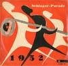 Cover: Polydor Schlager-Revue / Schlager Parade - Polydor Schlager-Revue / Schlager Parade / Schlager-Parade 1952 (25 cm)