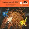 Cover: Polydor Schlager-Revue / Schlager Parade - Polydor Schlager-Revue / Schlager Parade / Schlager-Parade 1957 (25 cm)