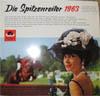 Cover: Polydor Spitzenreiter - Polydor Spitzenreiter / Die Spitzenreiter 1963