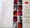 Cover: Polydor Starparade / Star-Revue - Polydor Starparade / Star-Revue / Die große Starparade 1964/3
