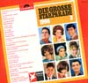 Cover: Polydor Starparade / Star-Revue - Polydor Starparade / Star-Revue / Die große Starparade 1966/3
