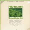 Cover: Liedermacher - Liedermacher / Pro Natur - Die Schallplatte zum Tag der Umwelt 1983