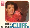 Cover: Cliff Richard - Cliff Richard / Hier ist Cliff