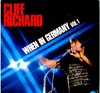 Cover: Cliff Richard - Cliff Richard / When in Germany Vol. 1