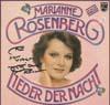 Cover: Marianne Rosenberg - Marianne Rosenberg / Lieder der Nacht