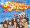 Cover: Verschiedene Interpreten - Verschiedene Interpreten / Das große deutsche Schlager Festival der 50er Jahre (DLP)