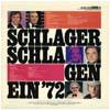 Cover: Hör Zu Sampler - Hör Zu Sampler / Schlager schlagen ein 72