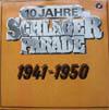Cover: Polydor Sampler - Polydor Sampler / 10 Jahre Schlagerparade 1941 - 1950: Kassette mit 10 Lps