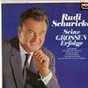 Cover: Rudi Schuricke - Rudi Schuricke / Seine grossen Erfolge