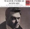 Cover: Walter Andreas Schwarz - Walter Andreas Schwarz / Walter Andreas Schwarz(EP)