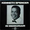 Cover: Kenneth Spencer - Kenneth Spencer / In Memoriam