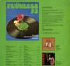 Cover: TELDEC Informations-Schallplatte - TELDEC Informations-Schallplatte / Frühlese 73