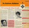 Cover: Telefunken Sampler - Telefunken Sampler / Die illustrierte Schallplatte, 4. Folge, überreicht von Hans Hellhoff