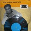 Cover: Vico Torriani - Vico Torriani / Vicos goldene Schallplatte (25 cm)