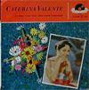 Cover: Caterina Valente - Caterina Valente / Caterina Valente (25 cm LP)